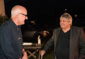 Michael Donhauser und Karlheinz Pichler