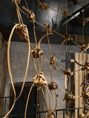 Rosenstock Dorothea u. Stiegholzer Franziska, 2020 - Installation