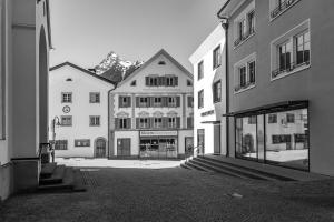 Schlatter Manfred - Schruns, S-W-Fotografie, 2020